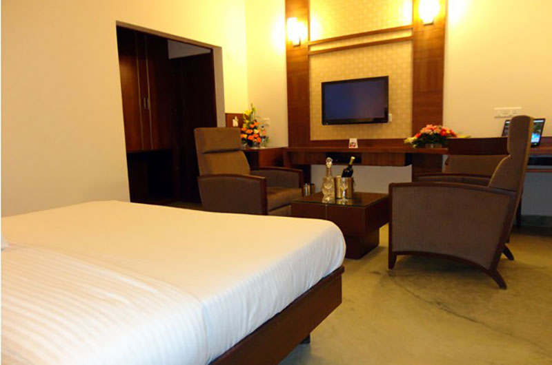 Mint Hotel, Chandigarh - Super-Deluxe-Room1